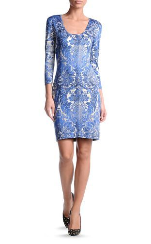 ec63f3179ed55 Short dress Women - Dresses Women on Just Cavalli Online Store ...