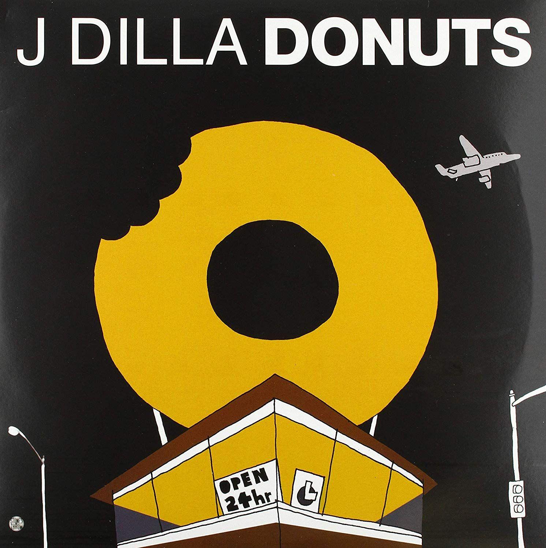 J Dilla Donuts 2006 En 2020 J Dilla Detroit