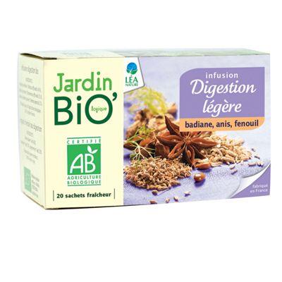 Infusion Digestion Legere Bio Legere Badiane