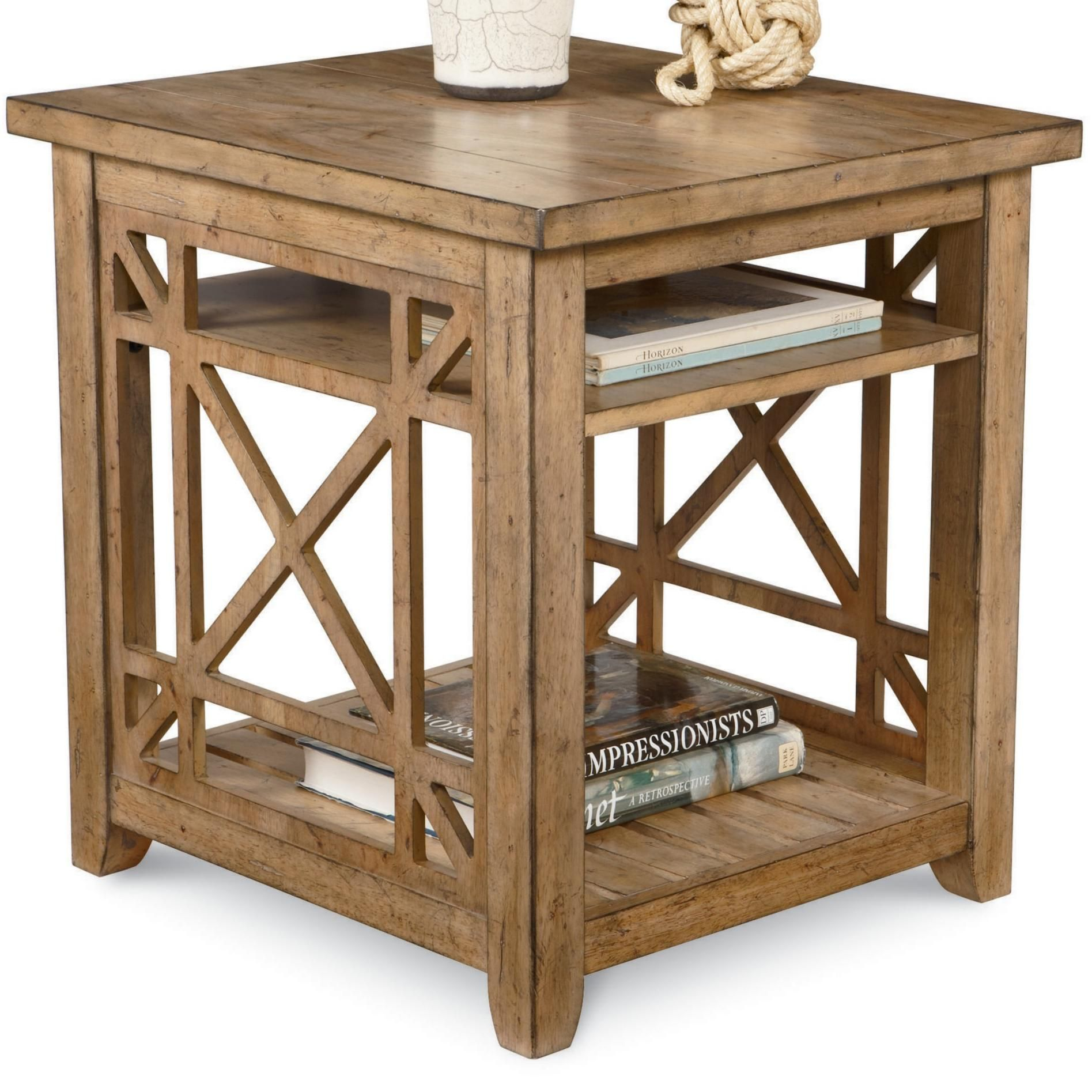 Frasier End Table by Broyhill Furniture
