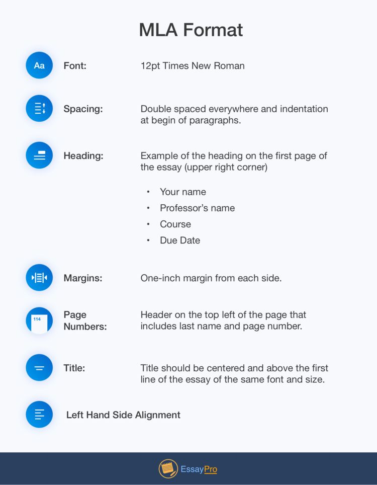 Mla Format Essay Example New How To An Plete Guide 2019 Update Writing Skill College Are Double Spaced