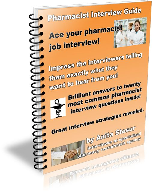 Pharmacist Interview Guide Projects for the Future Pinterest