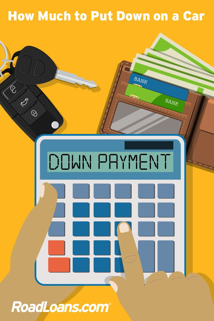 How Much Should You Put Down On A Car >> How Much Should A Down Payment On A Car Be Car Shopping