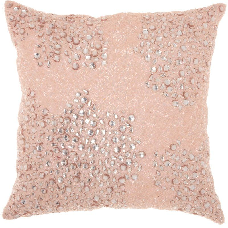 Saltash Throw Pillow Throw Pillows Pink Throw Pillows Square Throw Pillow