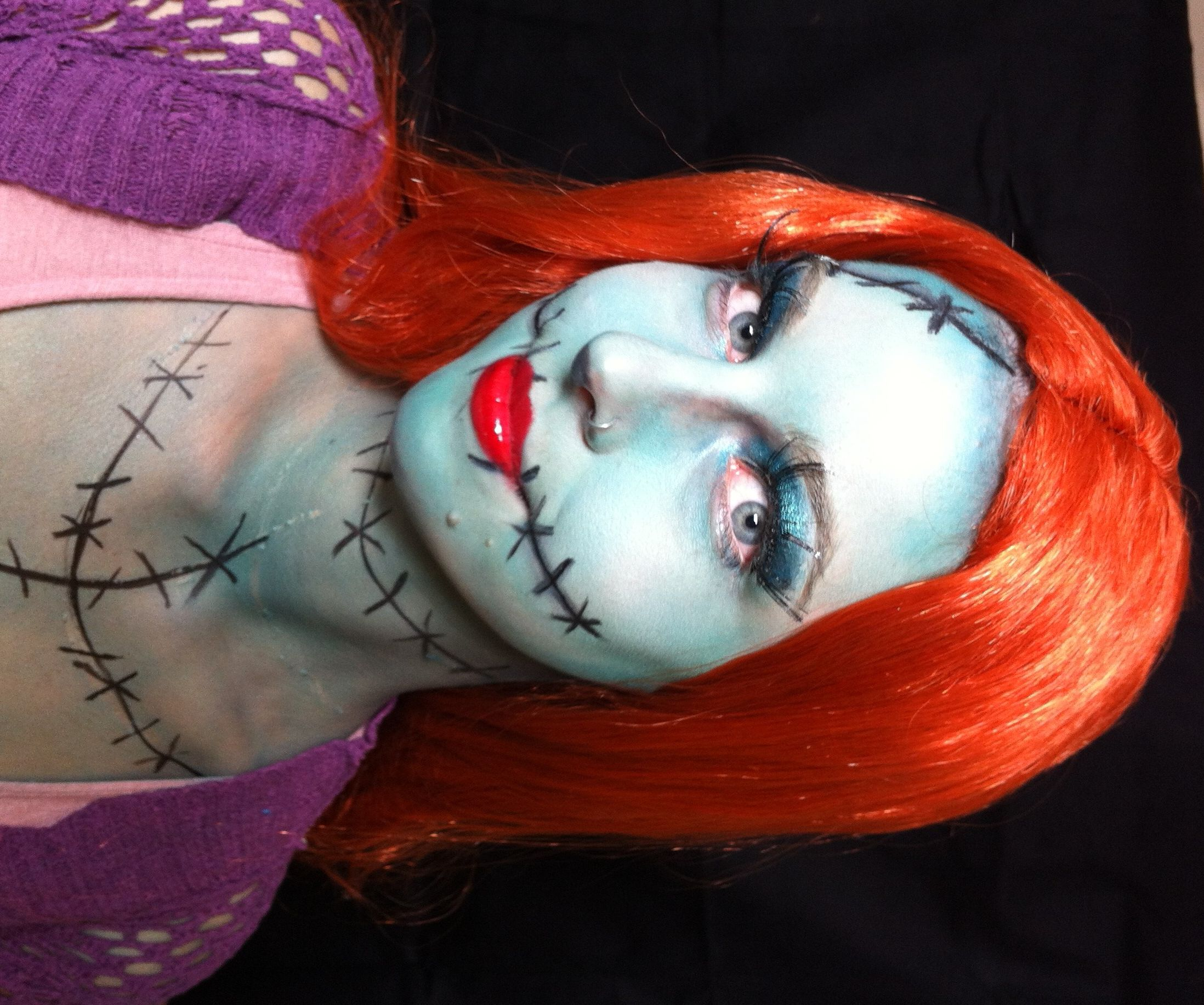Sally from The Nightmare Before Christmas | Favorite Costumes ...
