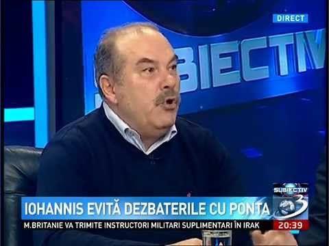 De ce ar fi mers Klaus Iohannis la o dezbatere electorală cu Victor Ponta la Antena 3?Doar dintr-o dorință inexplicabilă de a retrăi tinerețea în comunismla o întâlnire cu tovarășimoderatori care să scoată liniarul din dotare pentru a-ți da peste degete ori de câte ori ai îndrăzni să critici activitatea…