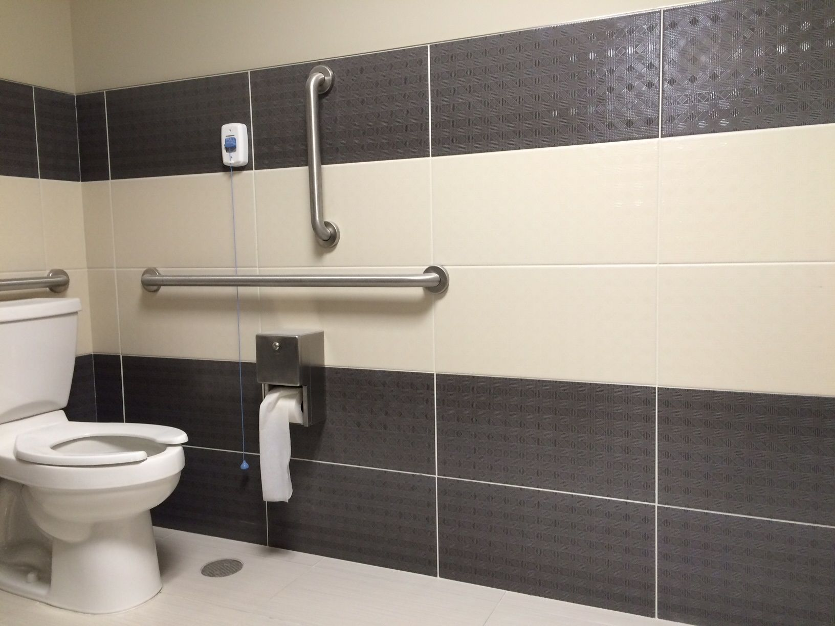 American Olean Graphic Effects Ceramic Wall Tile Commercial