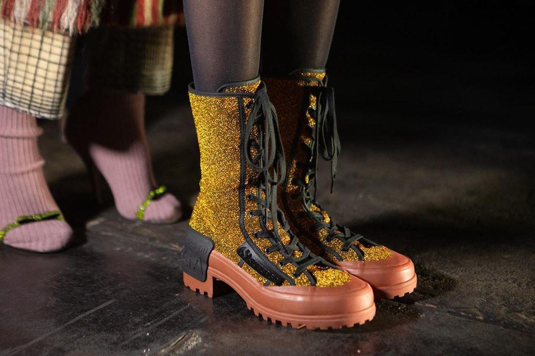 Collegare Attivamente Leggi e regolamenti  Check out the MARCO DE VINCENZO X SUPERGA from the Fall Winter 2019/20  collection through the link in bio. #myfavouritethi… | Combat boots, Boots,  Dr. martens boots