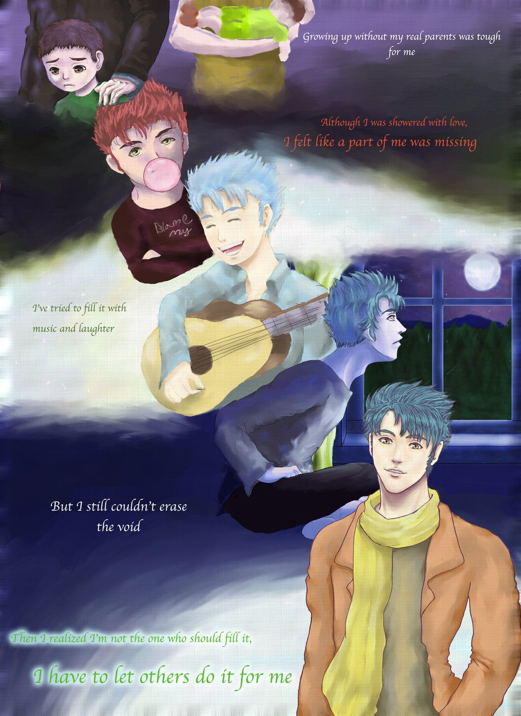 Teddy Lupin Growing Up By Privee On Deviantart Harry Potter Drawings Teddy Lupin Harry Potter Fantastic Beasts
