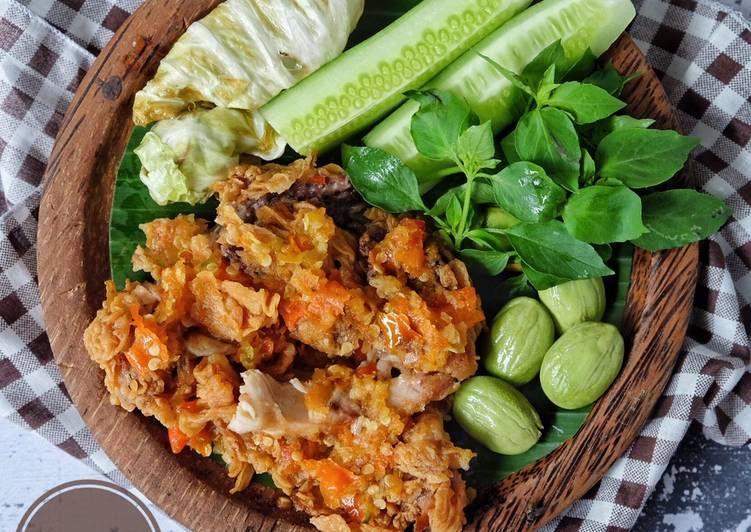Resep Ayam Geprek Sambel Bawang Oleh Susi Agung Resep Resep Ayam Resep Masakan Makan Malam