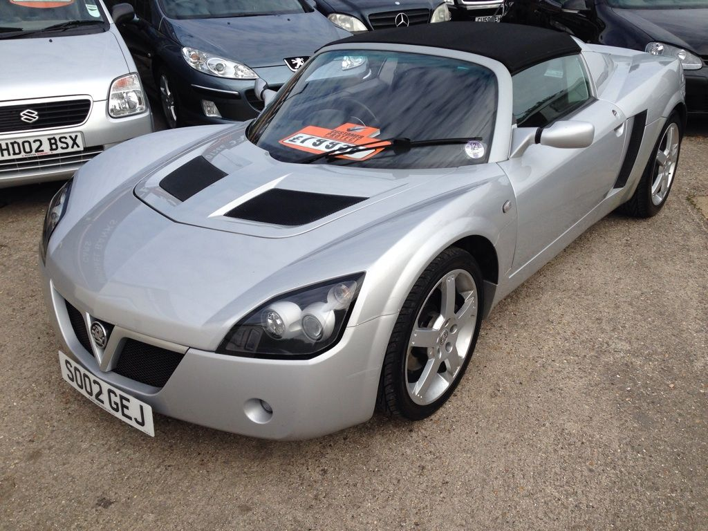 Opened Cab Vauxhall Sports Car New With Luxurious Masculine Design Sport Cars The Most Wanted
