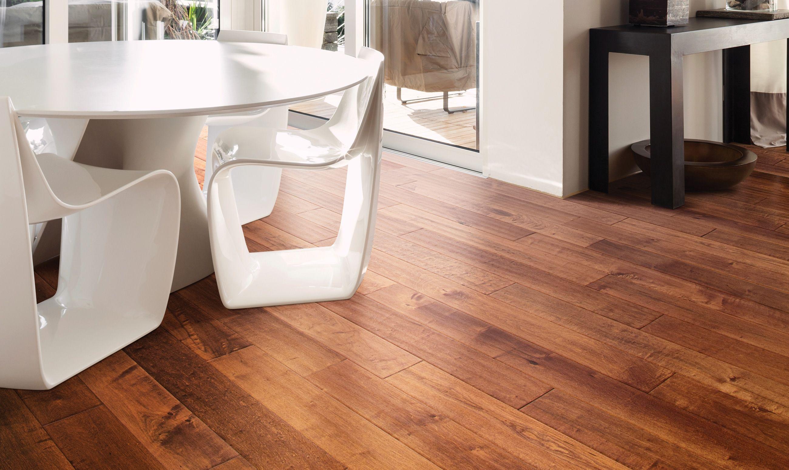 Maple Hardwood Floors