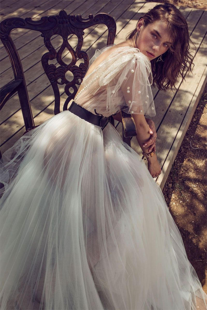 Zahavit tshuba wedding dresses u nostalgia bridal collection