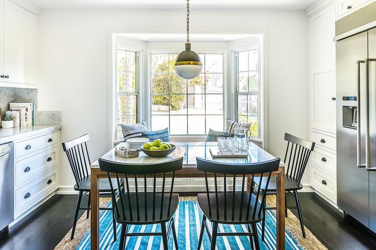 The Before And After Los Angeles Condo Tour That You Have To See To Believe Restaurant Seating Seating Kitchen Trends