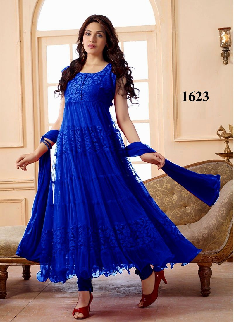 Dress Design Ideas kid dress design ideas screenshot Anarkali Dress Designs Blue