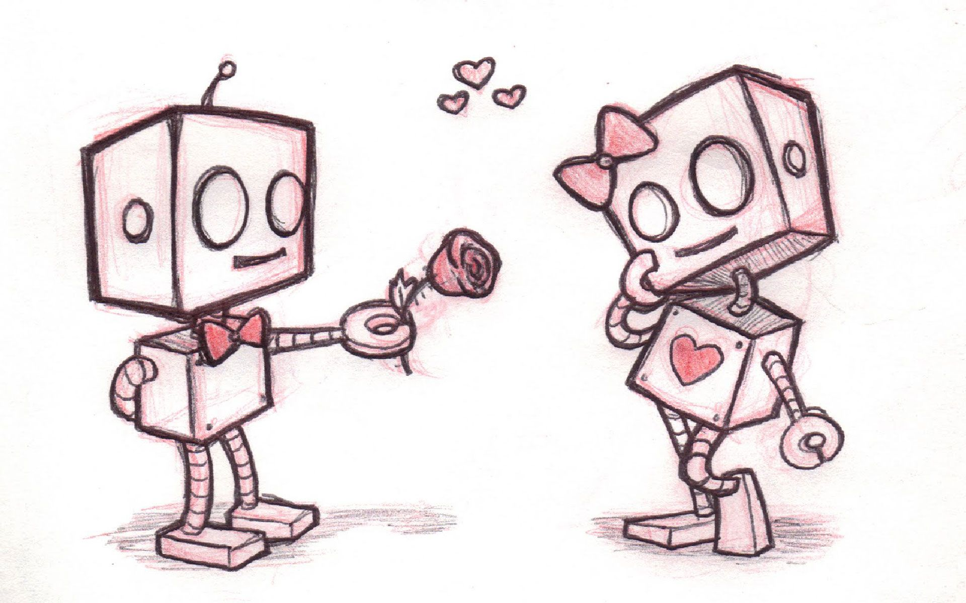 Cute Love Drawing Images | Drawing Look | cute picture ...