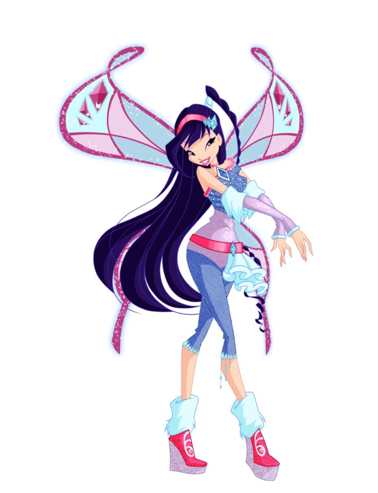 Musa lovix winx club musa dessin dessin anim - Bloom dessin anime ...