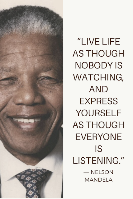 Nelson Mandela A Human Rights Lawyer A Prisoner Of Conscience An International Peacemaker And The First Nelson Mandela Nelson Mandela Quotes Learning Quotes