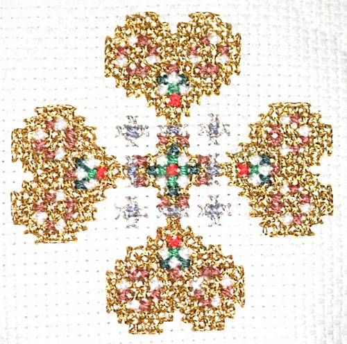 Meaning Of Christmas Tree Symbol: LOVE OF GOD CROSS 4 GOSPELS