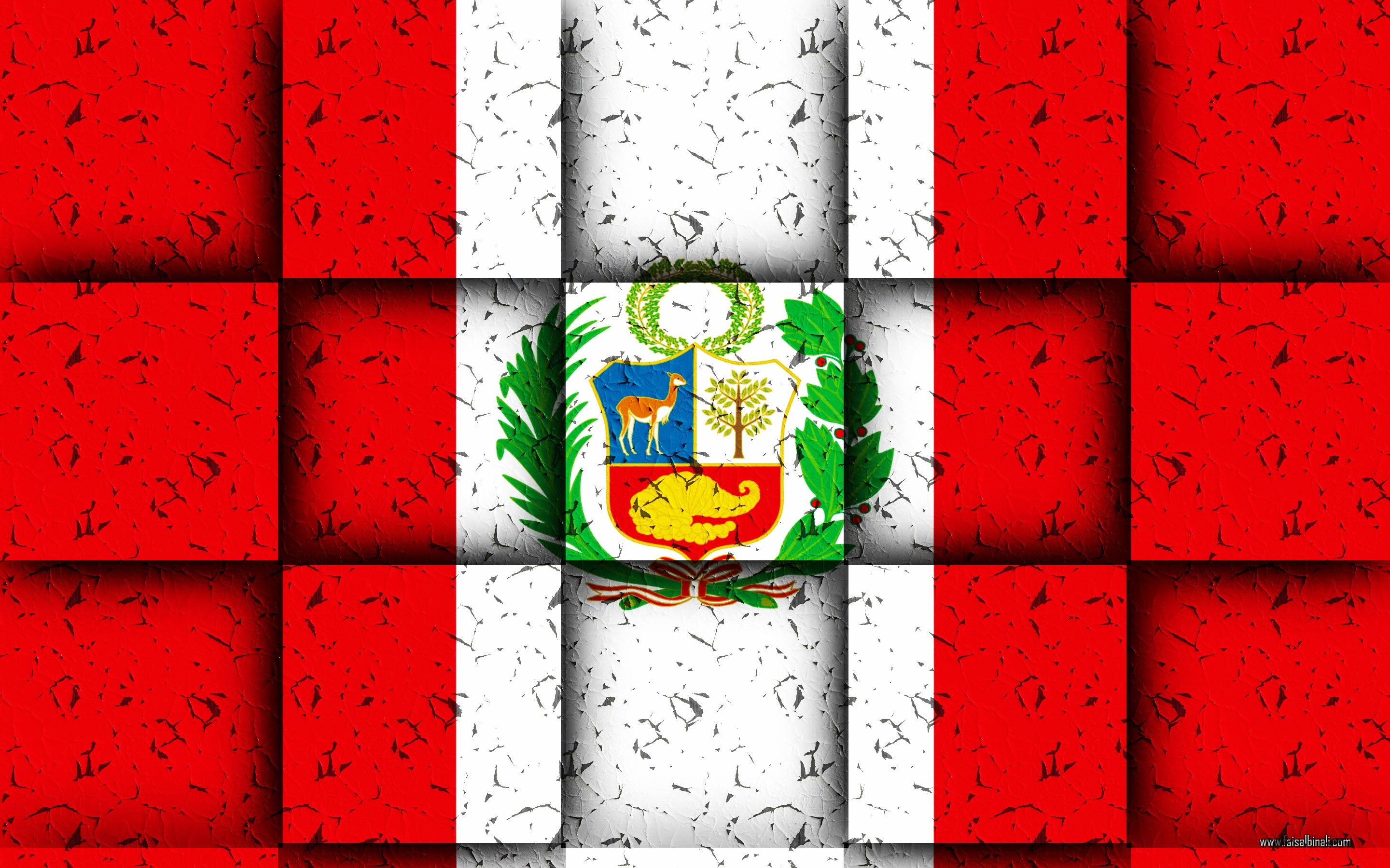 Peru Flag Hd Wallpapers For Laptops And Pcs Artwork Wallpaper S Flag
