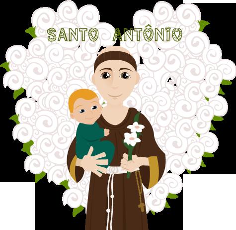 Dia De Santo Antonio Dia De Santo Antonio Santo Antonio E