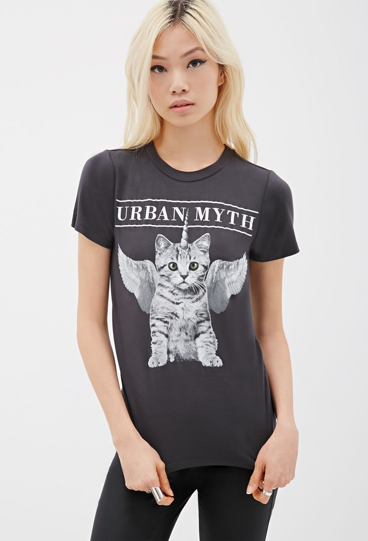 987ca59d2e ASPCA Urban Myth Tee