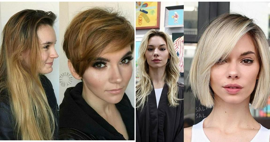 Beneficios de cortarse el pelo corto