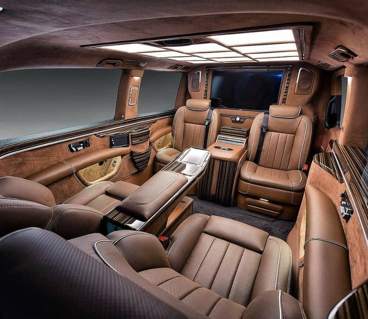 Pin by william buttlicker on LUX   Custom car interior ...