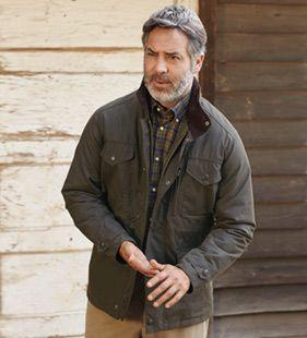 barbour sapper jacket
