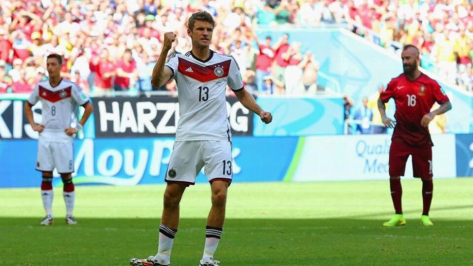 Mullerin Hattutemppu World Cup 2014 Germany Vs Fifa