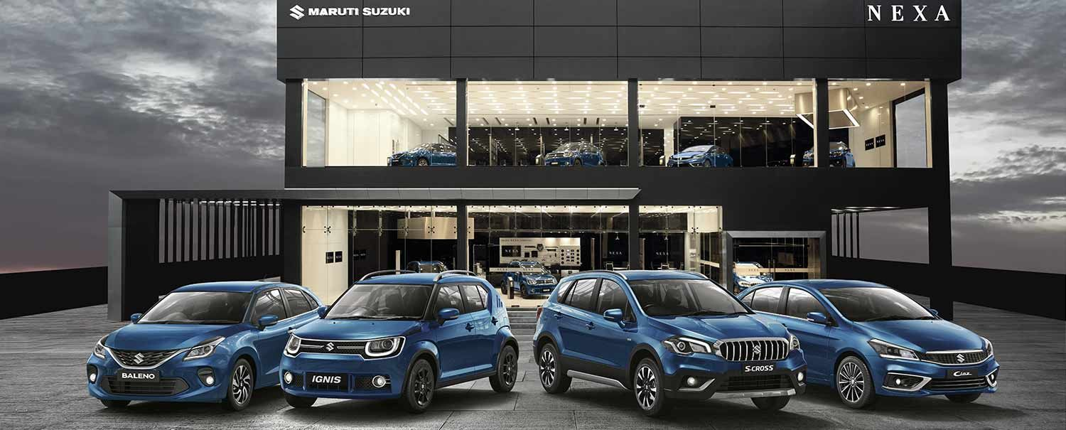 Nexa Is Known As Luxury Brand Of Maruti Suzuki There Luxury Cars Available At The Best Offers Of The Year You Can Check Out The Suzuki Dealership Luxury Cars