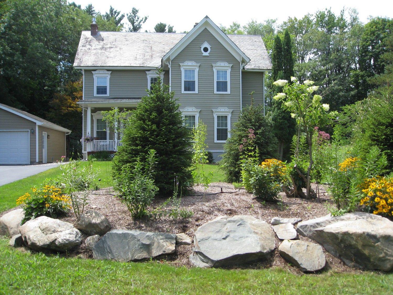 Landscape Design And Installation Portfolio Landscaping And Landscape Design Albany Ny Privacy Landscaping Landscape Design Front Garden Landscape