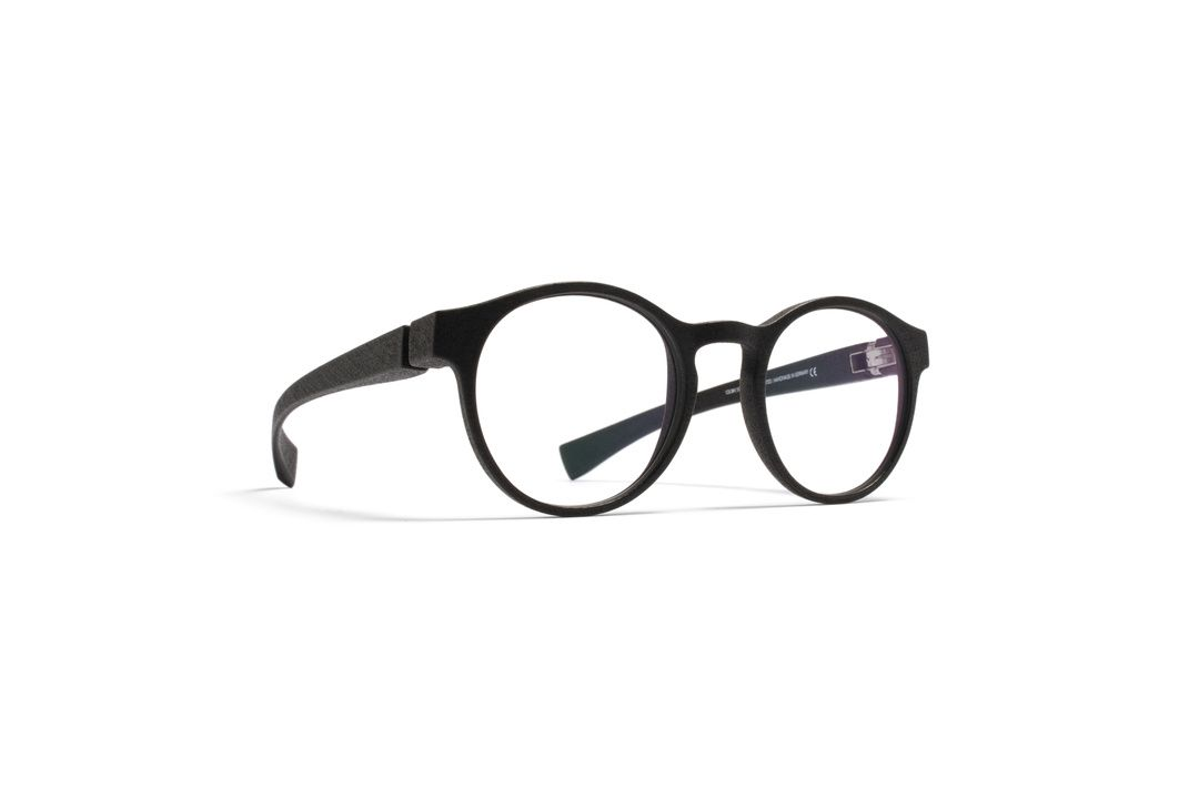 MYKITA MYLON glasses AVIOR in Pitch Black   The Future Look of ...