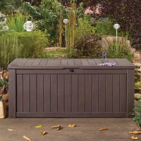 keter rockwood 150 gallon deck box