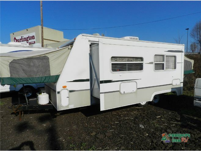 Used 2004 Starcraft Travelstar 21ss Expandable At Campers Inn
