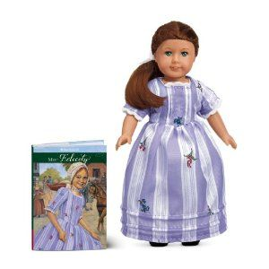 Felicity Mini Doll (American Girls Collection Mini Dolls)