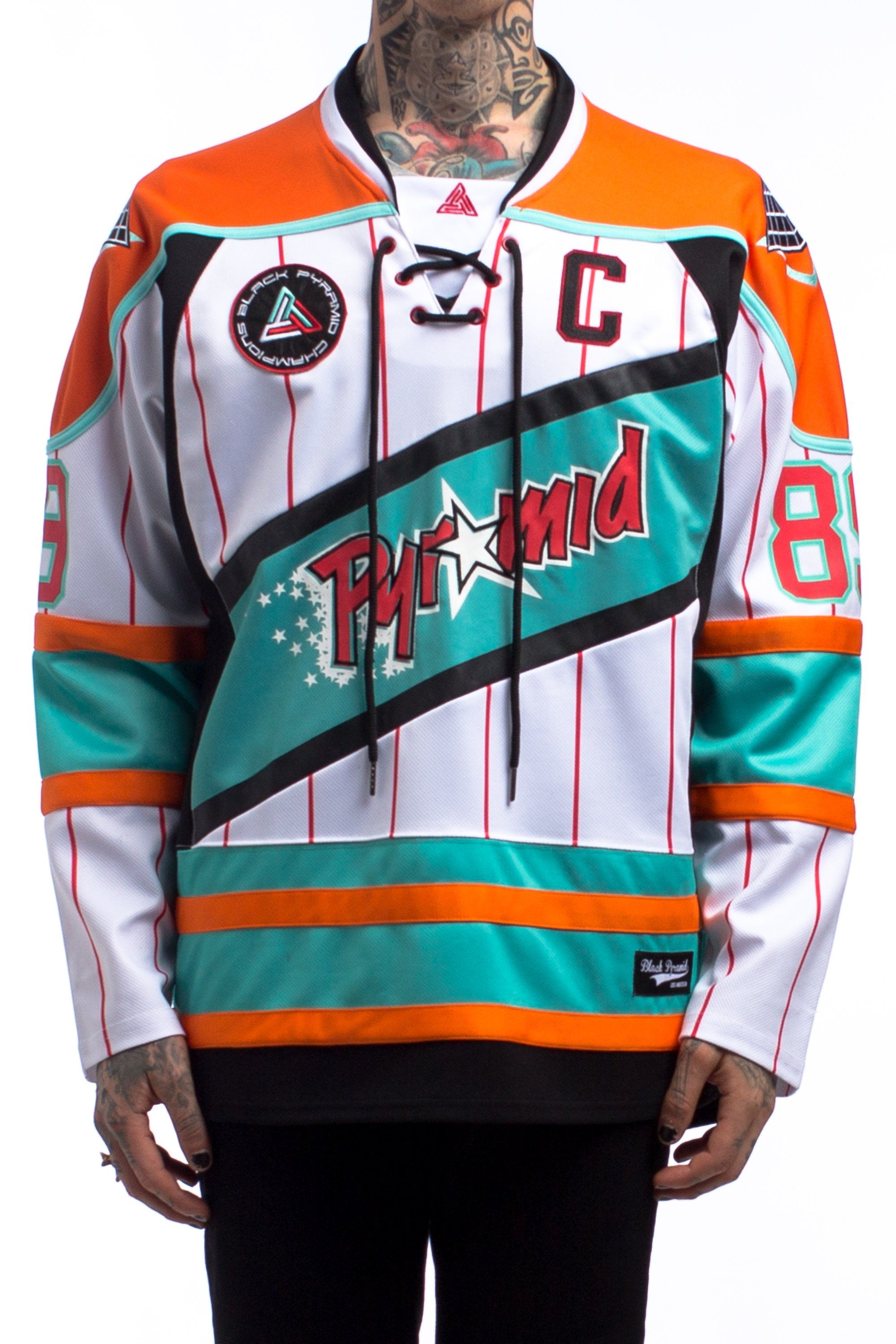 4f5da8454 BP Magic Hockey Jersey from Black Pyramid Store. Find this Pin and more on  Clothes ...