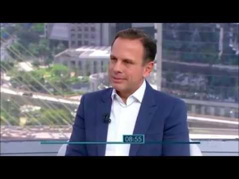 João Doria (PSDB) é desmascarado por César Tralli