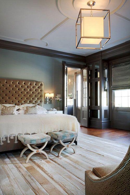 Slaapkamer inrichten met een vloerkleed | Interieur inrichting ...