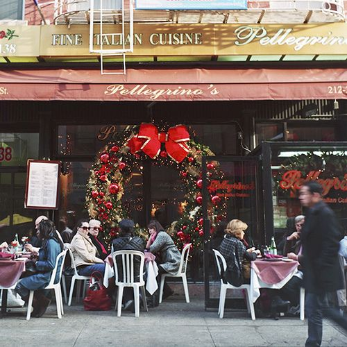 Little Christmas Italy.Little Italy At Christmas Time Little Italy Nanny