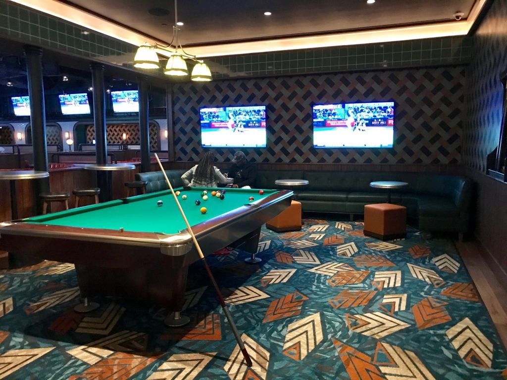 With New Park MGM Name Comes Inventive New MGM Sports Book