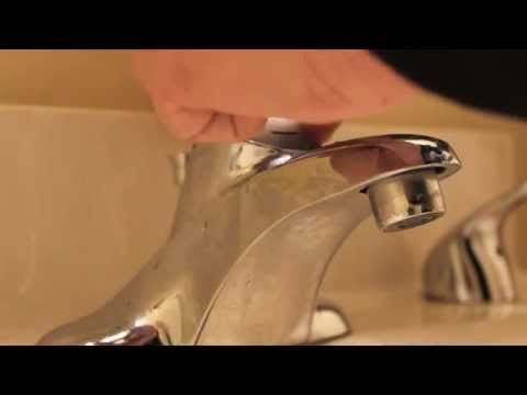 how to repair moen bathroom faucet