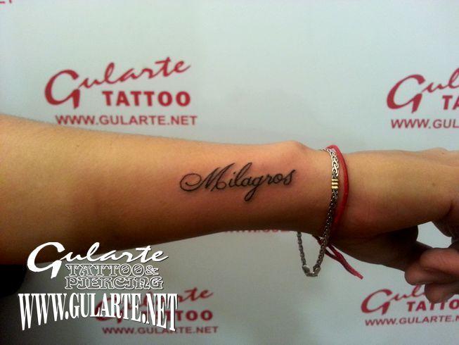 Resultado De Imagen Para Tatuajes Chiquitos De Infinito Con El