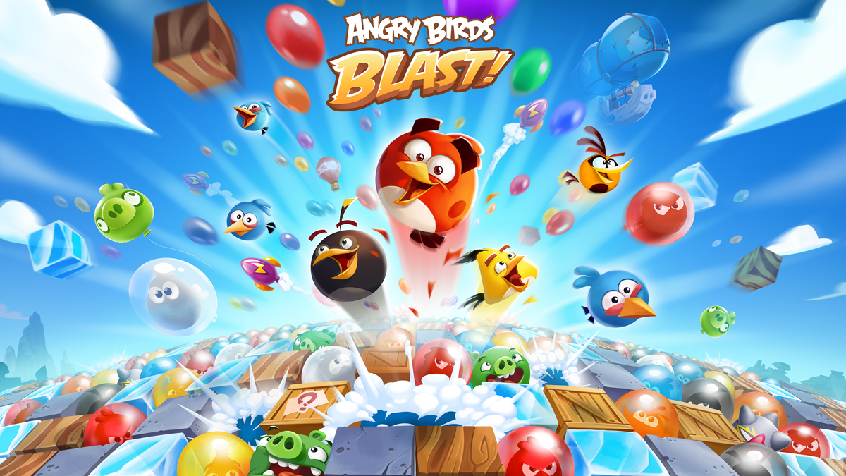 Angry Birds Blast APK Latest Version Free Download (With