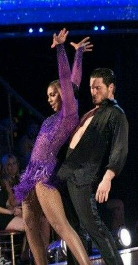 Val and tamar dwts