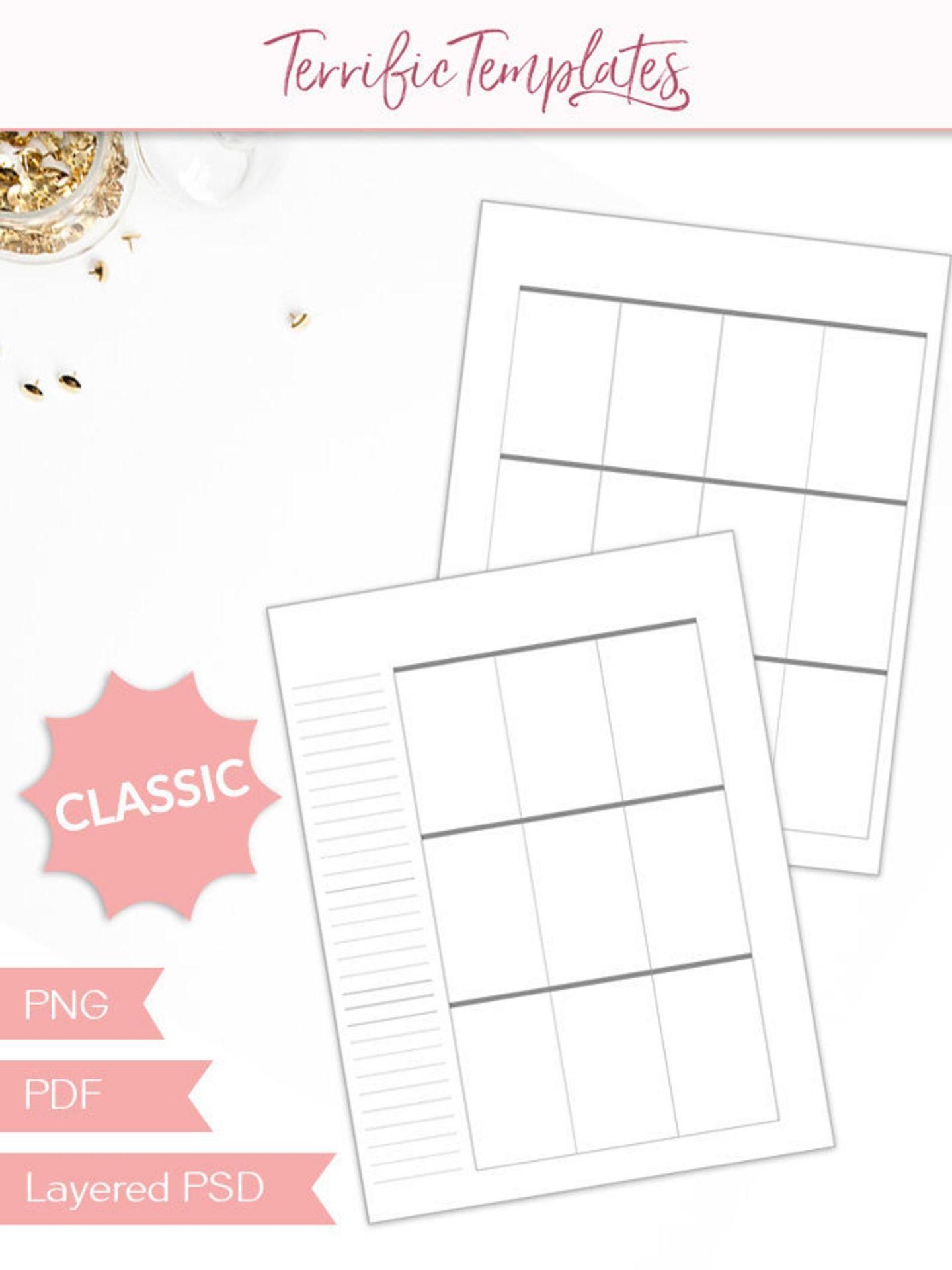 16+ Happy planner cricut template inspirations