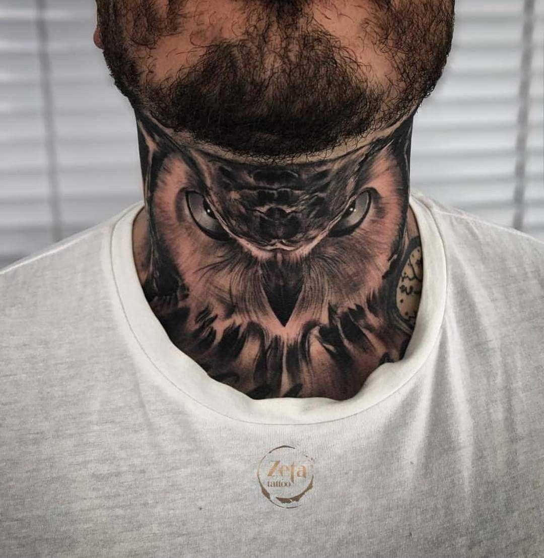 13+ Tatouage dans le cou homme inspirations