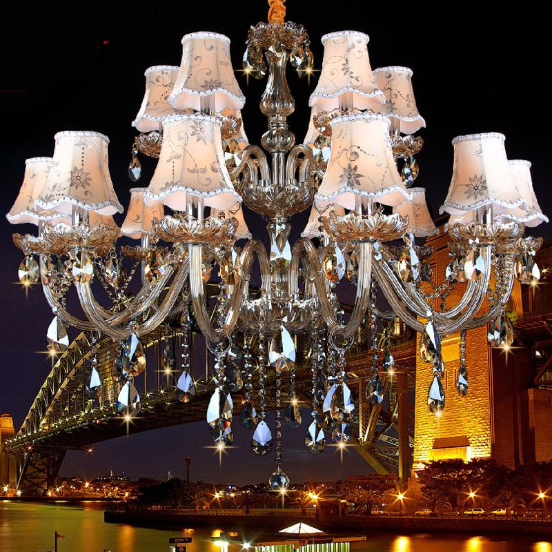 Big chandelier luminaire led for kitchen living room hotel crystal big chandelier luminaire led for kitchen living room hotel crystal light lamparas de techo k9 crystal aloadofball Choice Image