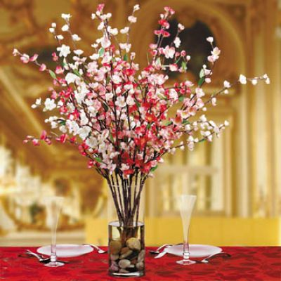 Cherry Blossom Fl Arrangement I Was Actually Looking For Crafts And Saw This