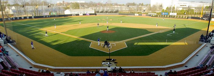 Gene Hooks Field Wake Forest University Wake Forest University Wake Forest Demon Deacons Baseball Stadium